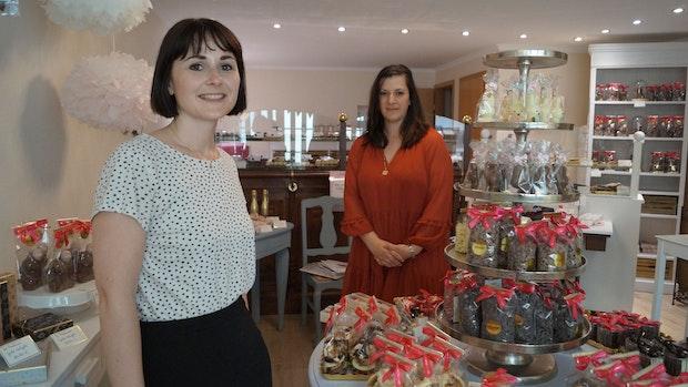 Schoko-Laden zieht in den Visbeker Ortskern