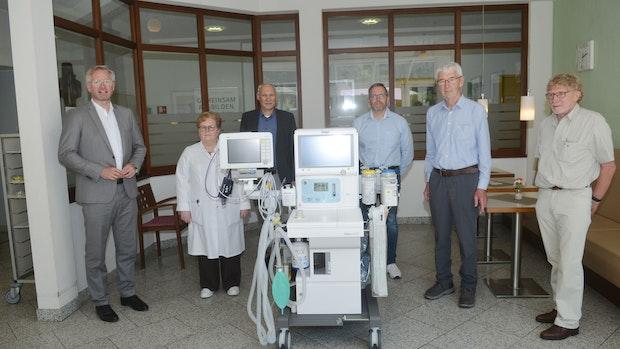 """Löninger Krankenhaus arbeitet wieder im """"Normalbetrieb"""""""