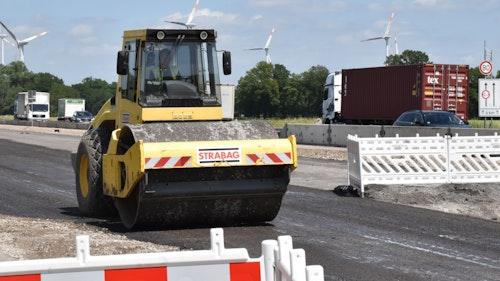 6-spuriger Ausbau der A1 zwischen Lohne/Dinklage und Bramsche hat begonnen
