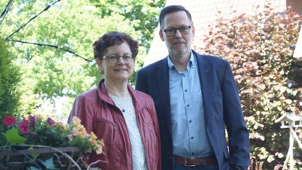 Pfarrer-Ehepaar geht neue Verbindung ein
