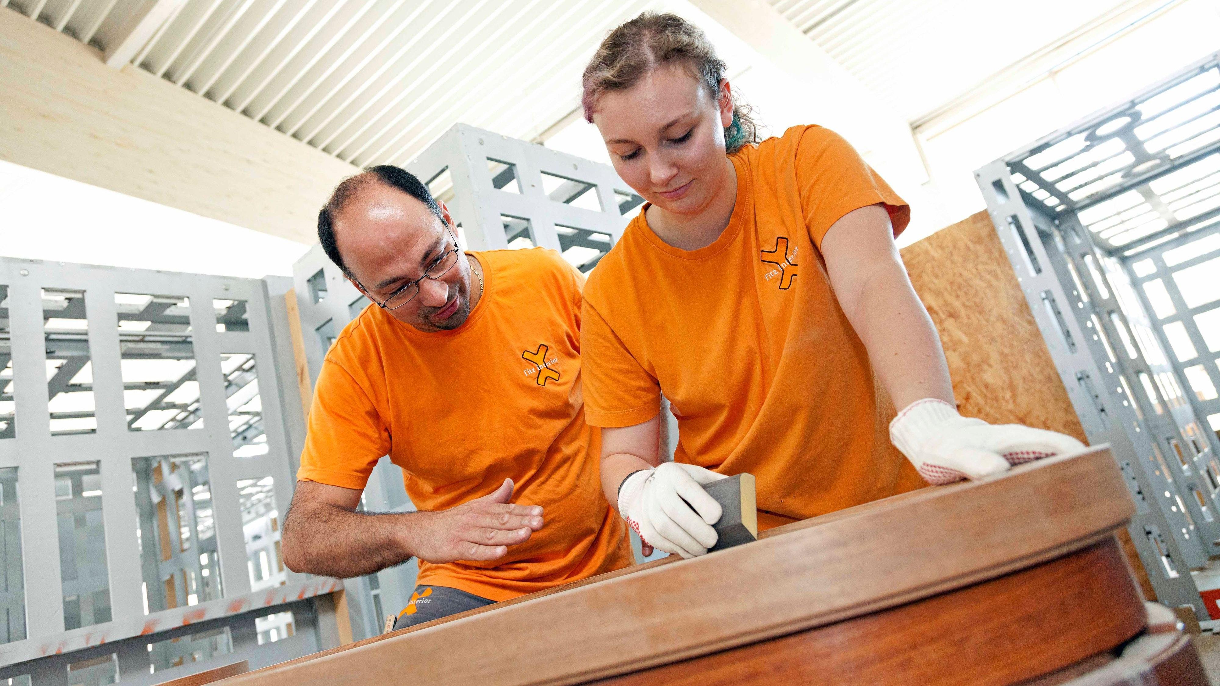 """""""Sommer der Berufsausbildung"""": Junge Menschen sollen für den Einstieg in einen Beruf interessiert werden. Foto: www.amh-online.de"""
