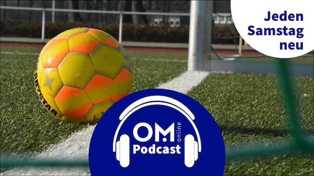 5. Episode des OM online Podcasts: Kunstrasenplätze für die Fußballer