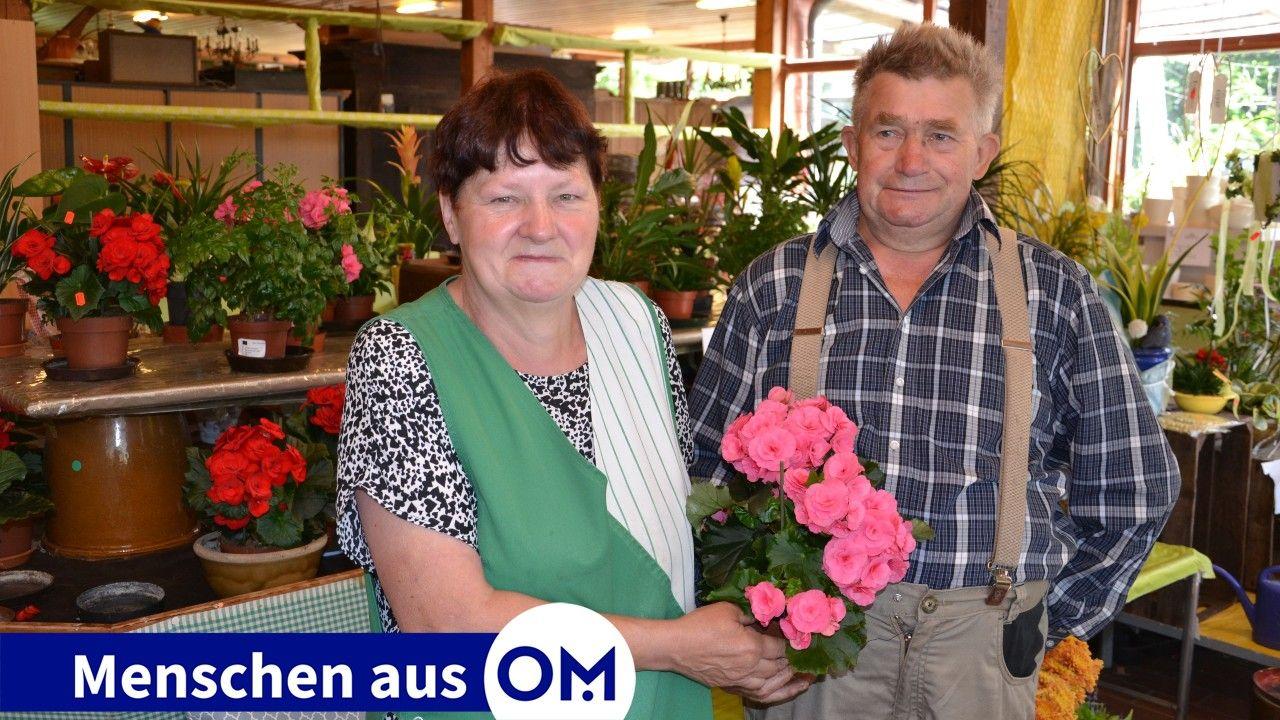 Nur noch wenige Tage: Rita und Max Springer verabschieden sich am 26. Juni von ihren Kunden und schließen ihren Laden. Foto: Bernd Götting