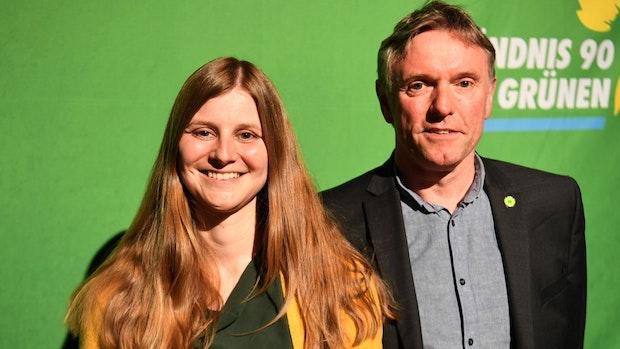 Grüne starten mit Kura und Janßen als Landesvorsitzende ins Wahljahr