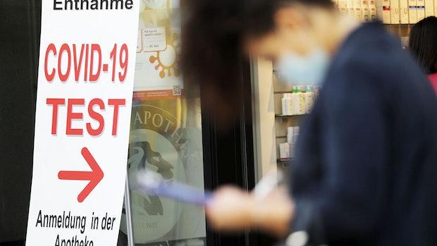 Die Corona-Lage am Sonntag: Inzidenzen im Oldenburger Münsterland sinken weiter