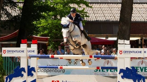 In Cloppenburg ist ein Deutscher Meister am Start