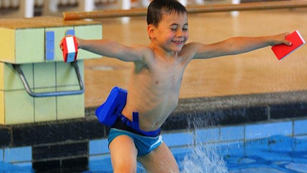Schwimmkurse haben oberste Priorität