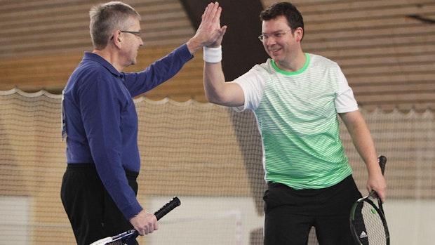Lohner expandieren für ihr Tennis-Fest