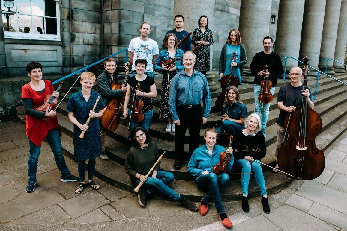 Das Barockensemble Dunedin Consort kommt am 31. August nach Löningen. Foto: Jen Owens
