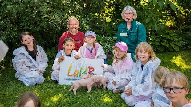 Hof Klostermann bietet Kindern Landwirtschaft zum Anfassen