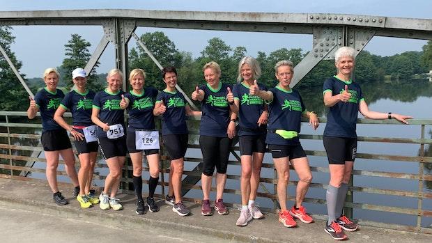 3241 Läufer absolvierten 34.300 Kilometer