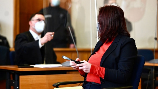 Viele Lügen, viel Gewalt: Steinfelder sagt im Prozess gegen seine Frau aus