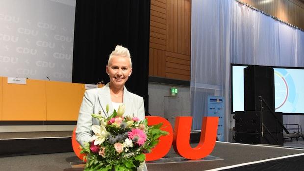Silvia Breher verzichtet auf Listenplatz 1 – gibt aber der CDU im Wahlkampf ein Gesicht