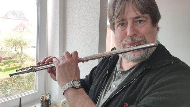 Die Musik ist Konrad Hartongs Leben
