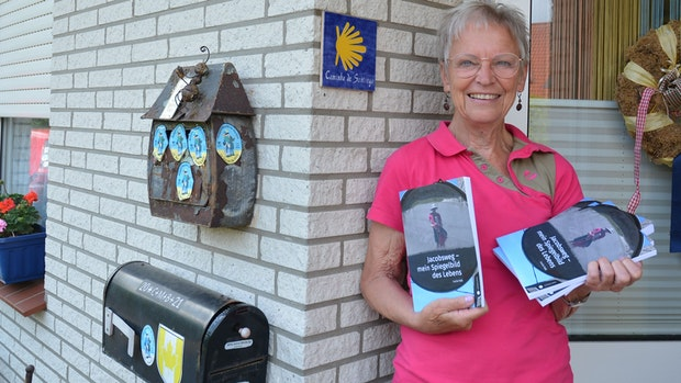 Lucia Falk: Auf dem Jacobsweg lernt sie sich neu kennen