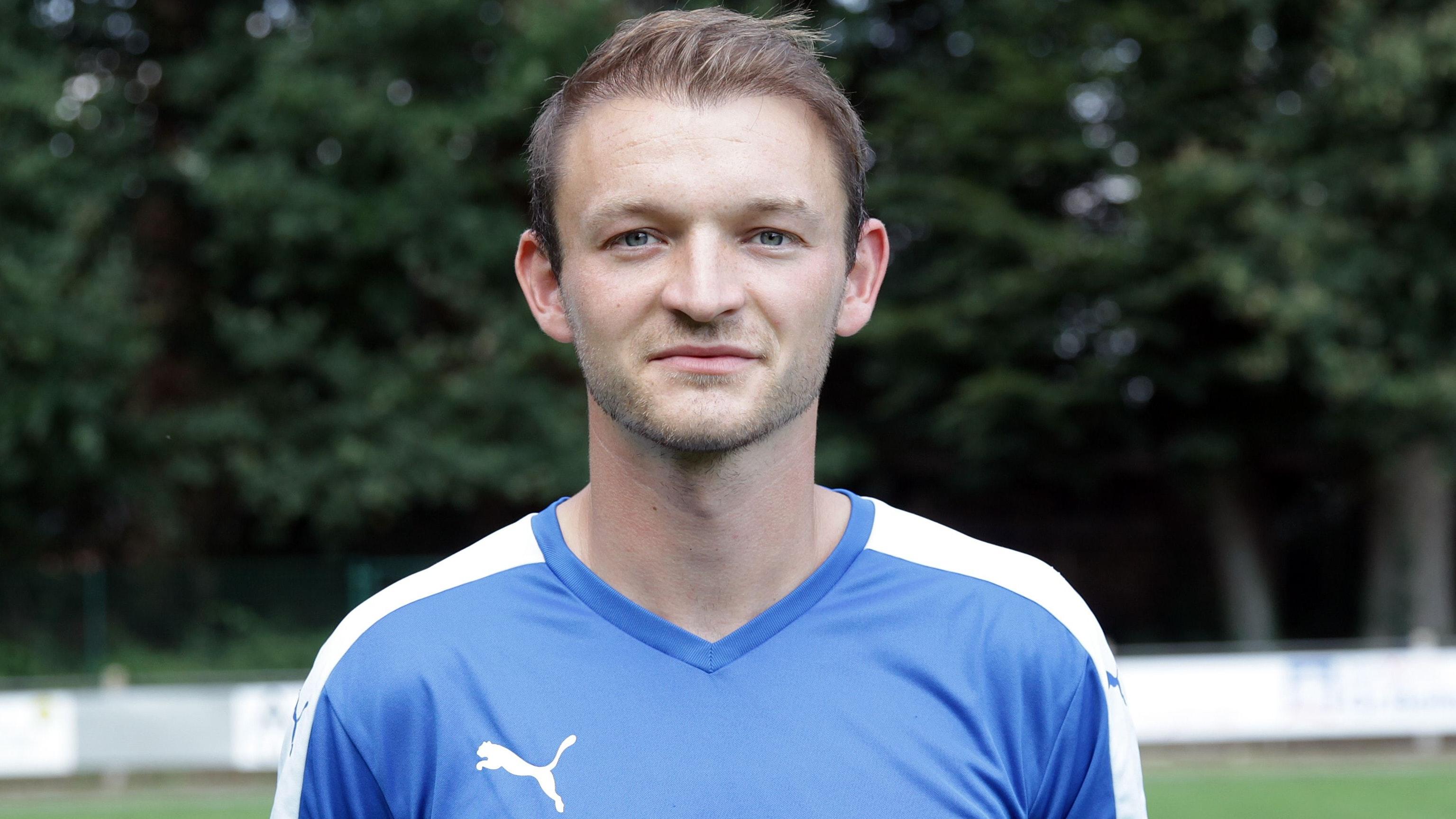 Er wird Spielertrainer: Michael Schaubert. Foto: Schikora
