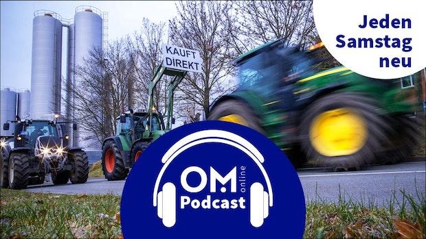 4. Episode des OM online Podcasts: Wie ist es um die Landwirtschaft bestellt?