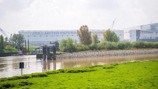 Meyer-Werft: 660 Arbeitsplätze sollen weg