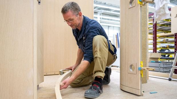 Kein Holz für den Möbelbau? Kreishandwerksmeister: Haben bisher immer noch einen Lieferanten gefunden