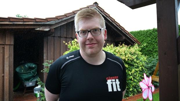 Minus 70 Kilo, plus 911 Abonnenten: Holdorfer motiviert auf Instagram zur Fitness