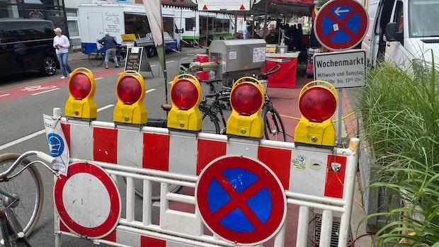 Marktbeschicker in Vechta sollen für Absperrung zahlen