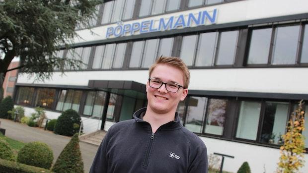 Jannes Kröger gehört zu den besten Verfahrensmechanikern für Kunststoff- und Kautschuktechnik in Deutschland