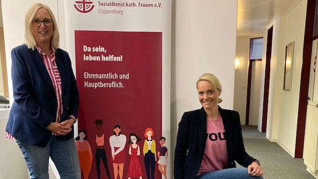 SkF Cloppenburg:Ines Luthmann folgt auf Marga Bahlmann