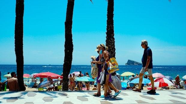 Spanien mit Mallorca wieder Corona-Risikogebiet