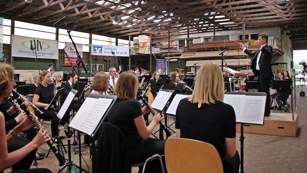 """Der Instrumental Musikverein hofft auf das Prädikat """"hervorragend"""""""