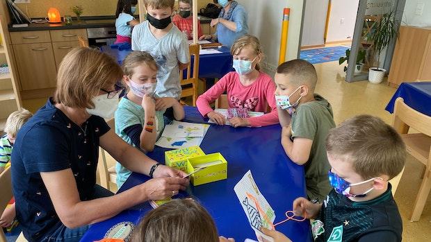 Montessori-Konzept motiviert Petersdorfer Grundschüler seit 20 Jahren