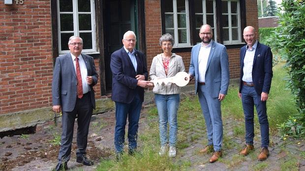 Früherer Bauhof entpuppt sich als Glücksfall für das Moor- und Fehnmuseum