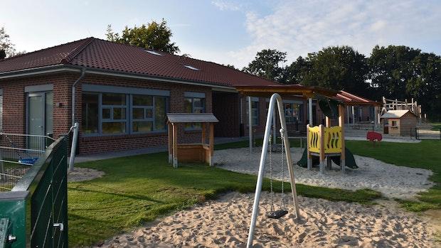 Kindergartenbau in Rechterfeld war teurer als geplant