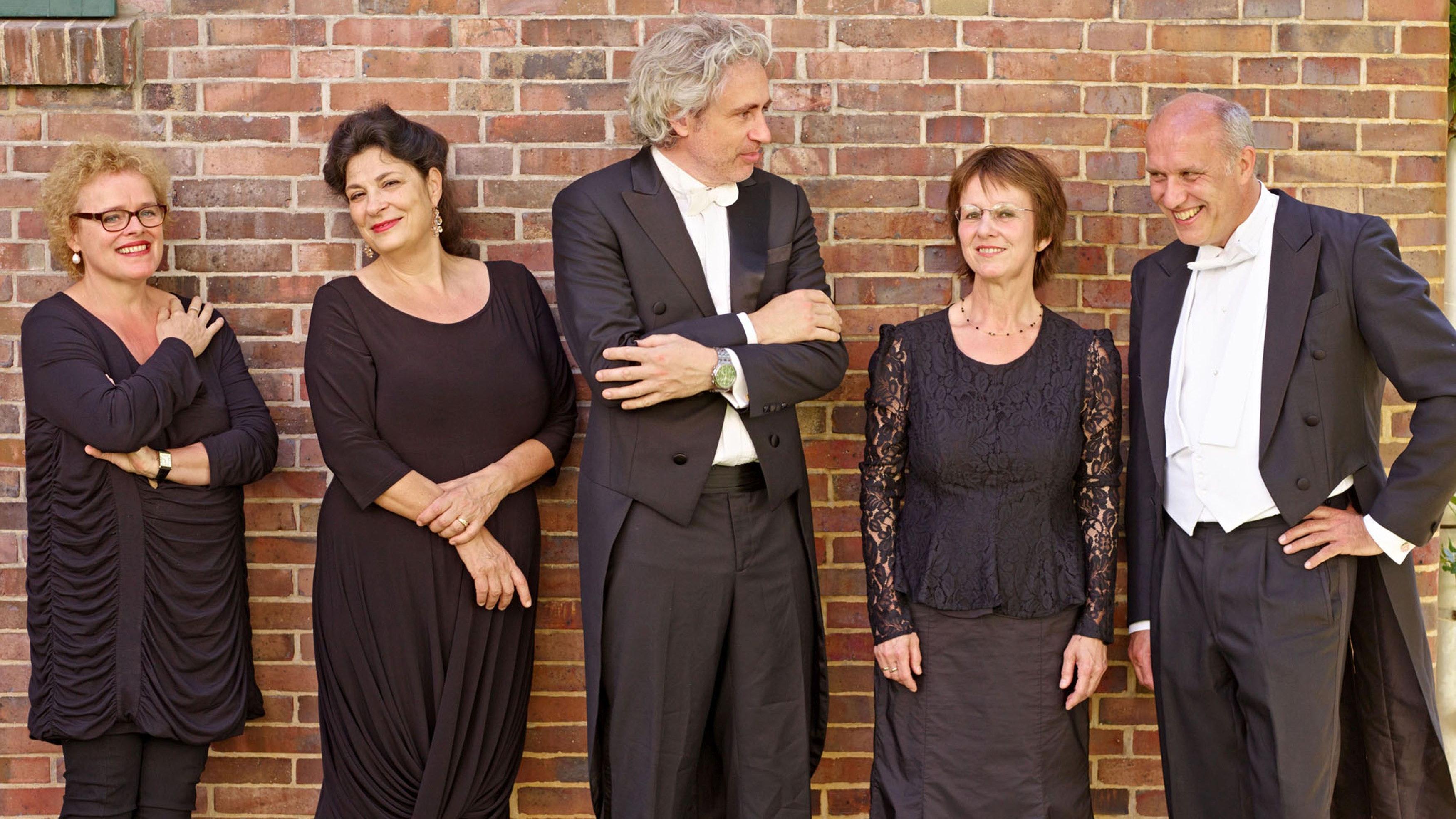 """Bekannte Gesichter: Das Ensemble """"Musica Alta Ripa"""" gastiert bereits zum siebten Mal in Vechta. Foto: MAR"""