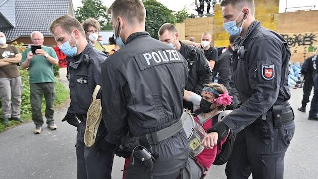 Protest-Aktionen im Kreis Vechta: Die Entwicklungen am Donnerstag