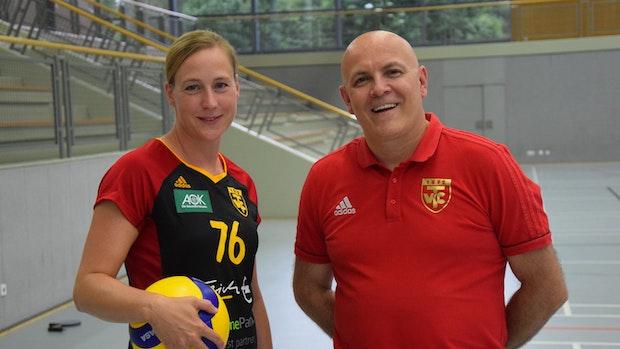 Maria Paulat verstärkt TVC-Volleyballfrauen