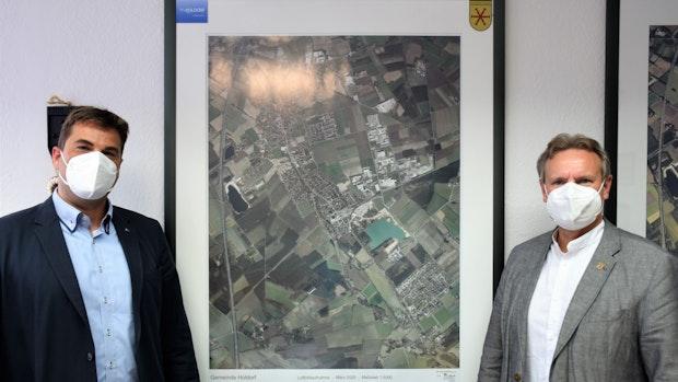 Wie Bürger Luftbilder oder 3D-Gebäudemodelle kostenlos herunterladen können