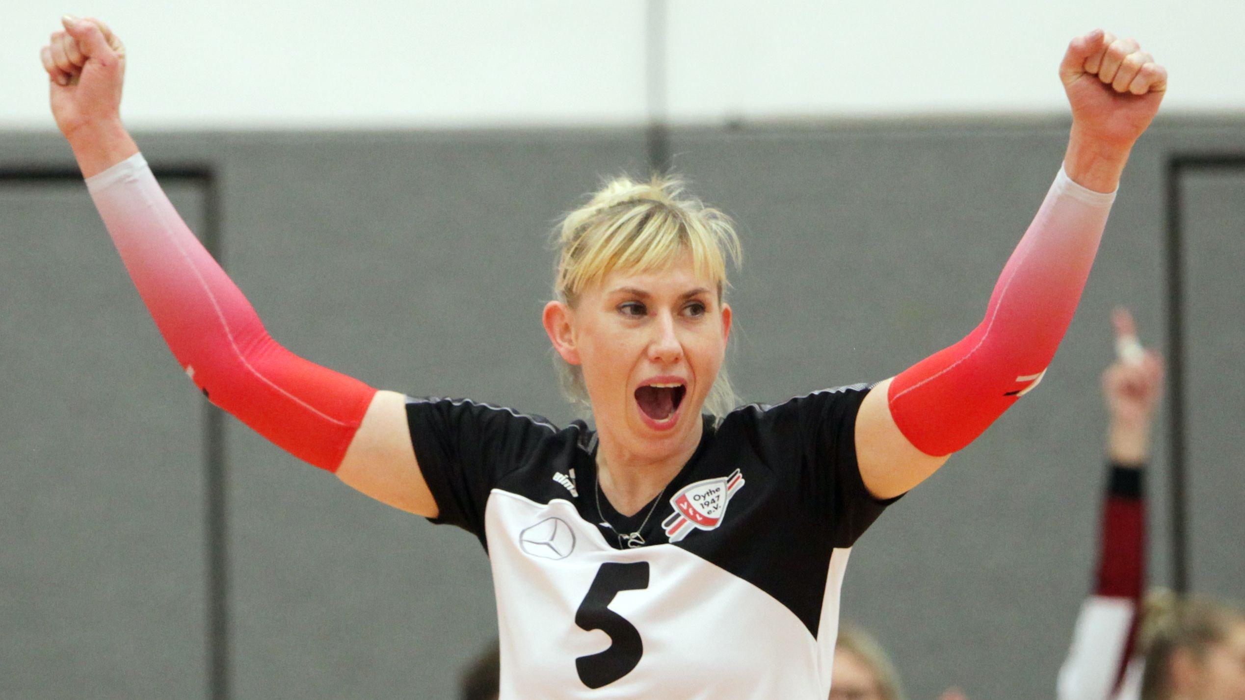 Feiert ein VfL-Comeback: Paulina Brys. Foto: Schikora
