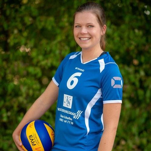 Neu in Oythe: Luisa Fabek vom VC Osnabrück. Foto: privat