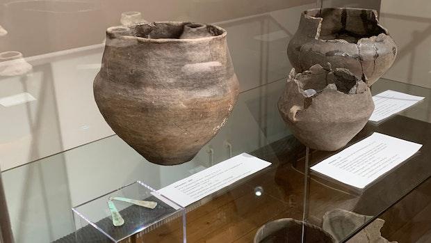 Museum Vechta zeigt Urnen aus der Bronzezeit