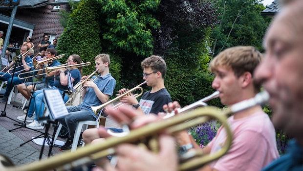 Musikverein Oythe zeigt Kreativität in Krisenzeiten