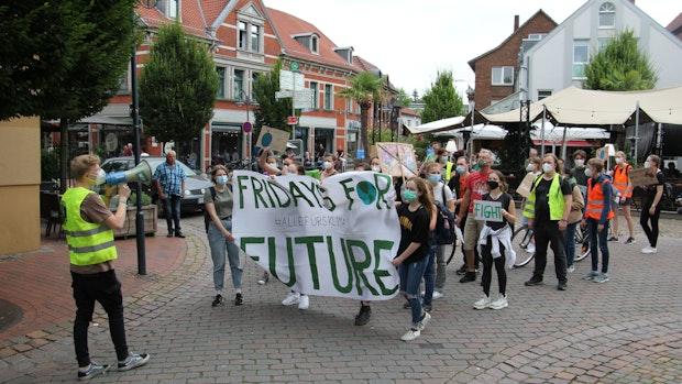 Einsatz für den Klimaschutz: Aktivisten sind zurück auf der Straße