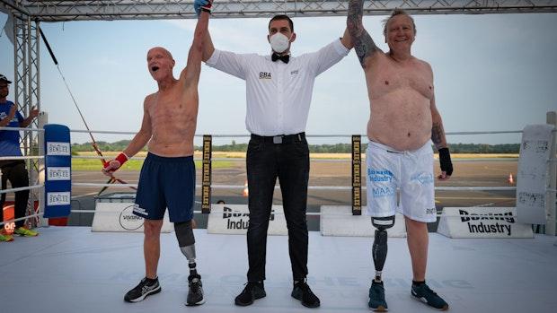 Thomas Wedig macht trotz Handicap sein Ding