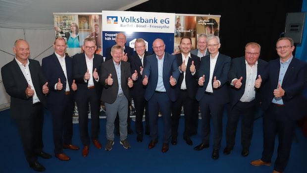Ein 100-prozentiges Ja zur Bankenehe im Cloppenburger Nordkreis