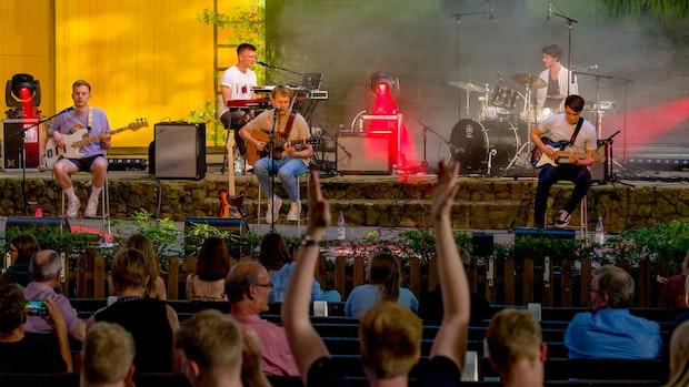 Jacob Fortyhands liefert den perfekten Soundtrack für den Sommer