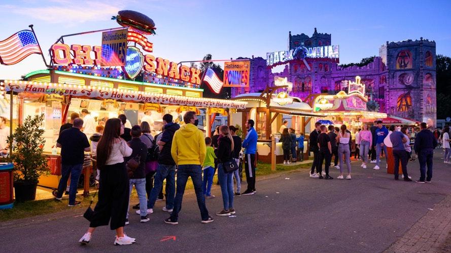 Die besondere Atmosphäre des Freizeitparks kam im vergangenen Jahr beim Publikum gut an. Foto: M. Niehues