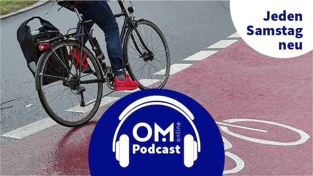 7. Episode des OM online Podcasts: Wie fahrradfreundlich ist das Oldenburger Münsterland?