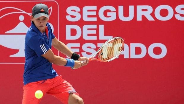Internationales Tennis-Flair und zwei Lokalmatadore