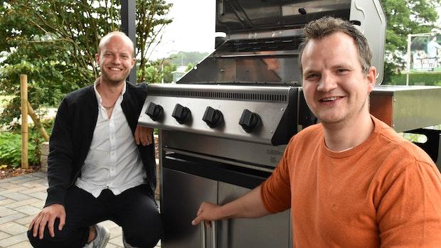 Visbeker Brüder machen es sich zur Aufgabe, die besten Grills der Welt zu bauen