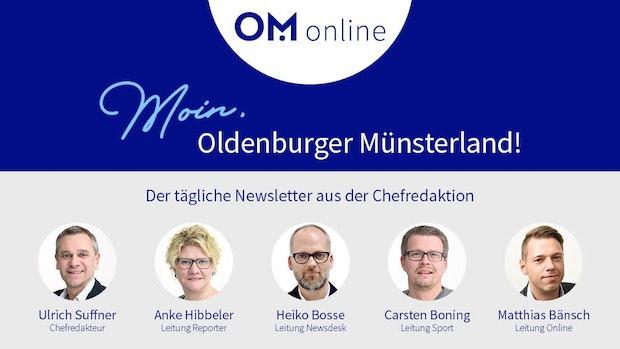Moin, Oldenburger Münsterland