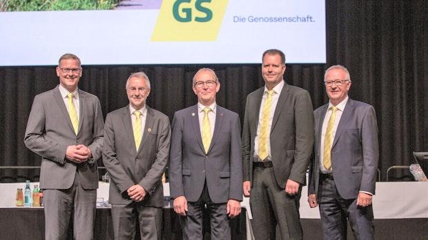 """""""GS agri"""" jetzt unter dem Dach von """"GS – Die Genossenschaft"""""""